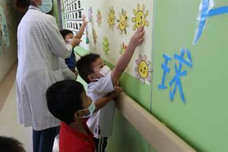 幼兒肢體不協調感統遊戲助5感協奏