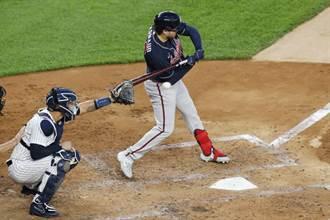 MLB》桑契斯被撤先發 東岡蹲捕洋基首戰