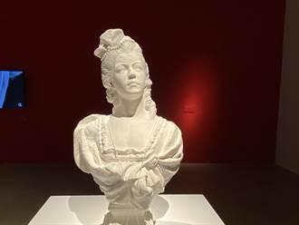 雕像會動、紙張會翻筋斗 奇美博物館「紙上奇蹟2」登場