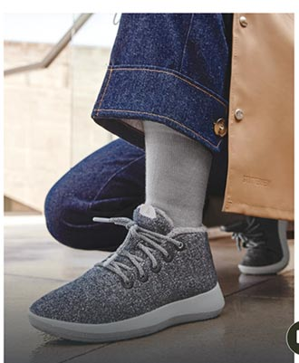 矽谷最時尚獨角獸─永續運動鞋製造商 Allbirds募資1億美元