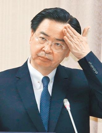 4年沒船被扣押 吳釗燮稱政策正確