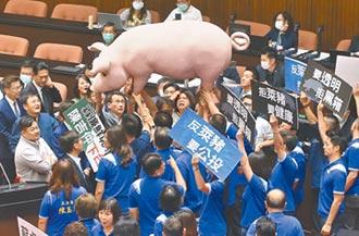 王美花:美豬牛只要合規定 沒道理不能吃