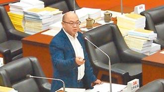 蔡武宏參選高巿議會國民黨總召