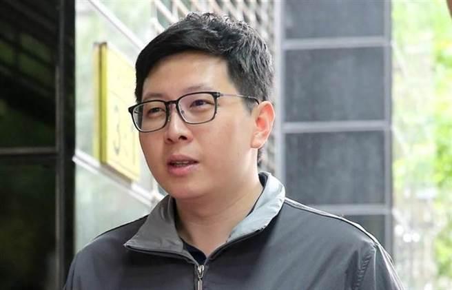 民進黨桃園市議員王浩宇。(圖/本報系資料照)