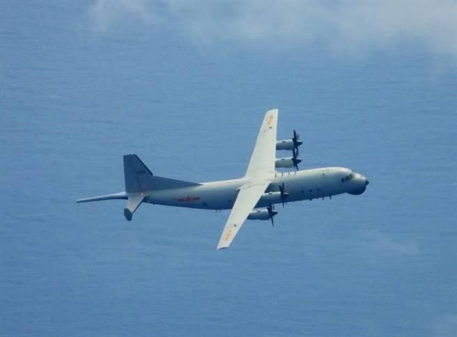 運8反潛機。國防部提供。