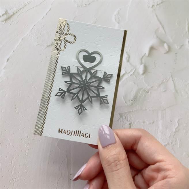 即日起線上預購女神香氛魔法盒2020,即可獲得獨家限定戀愛繩結書籤。(圖/邱映慈攝影)