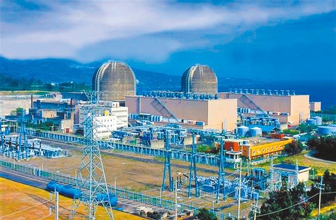 核三廠。(台電提供)