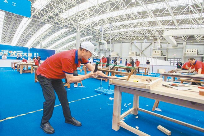 木工工藝是古建築營造過程中必備的傳統技藝,也是現代建築常用技術。