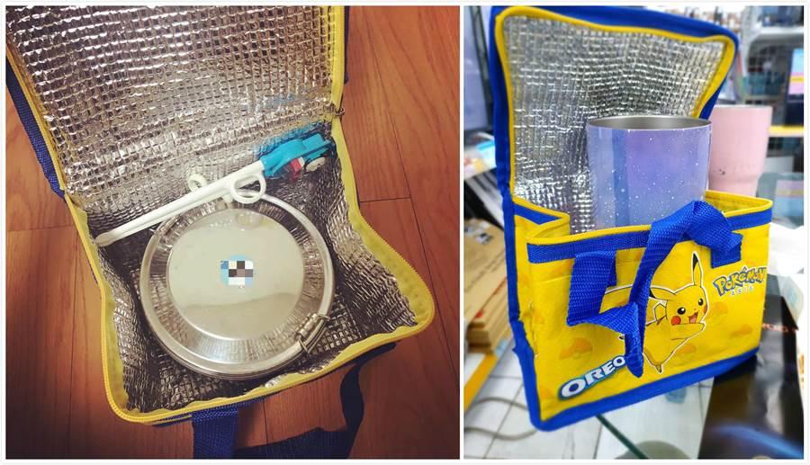知名餅乾品牌與全聯共同推出一款「寶可夢保冷袋組合包」,單買餅乾一組有9包,售價99元,再額外多贈送一個「皮卡丘保冷袋」。(摘自我愛全聯-好物老實説)