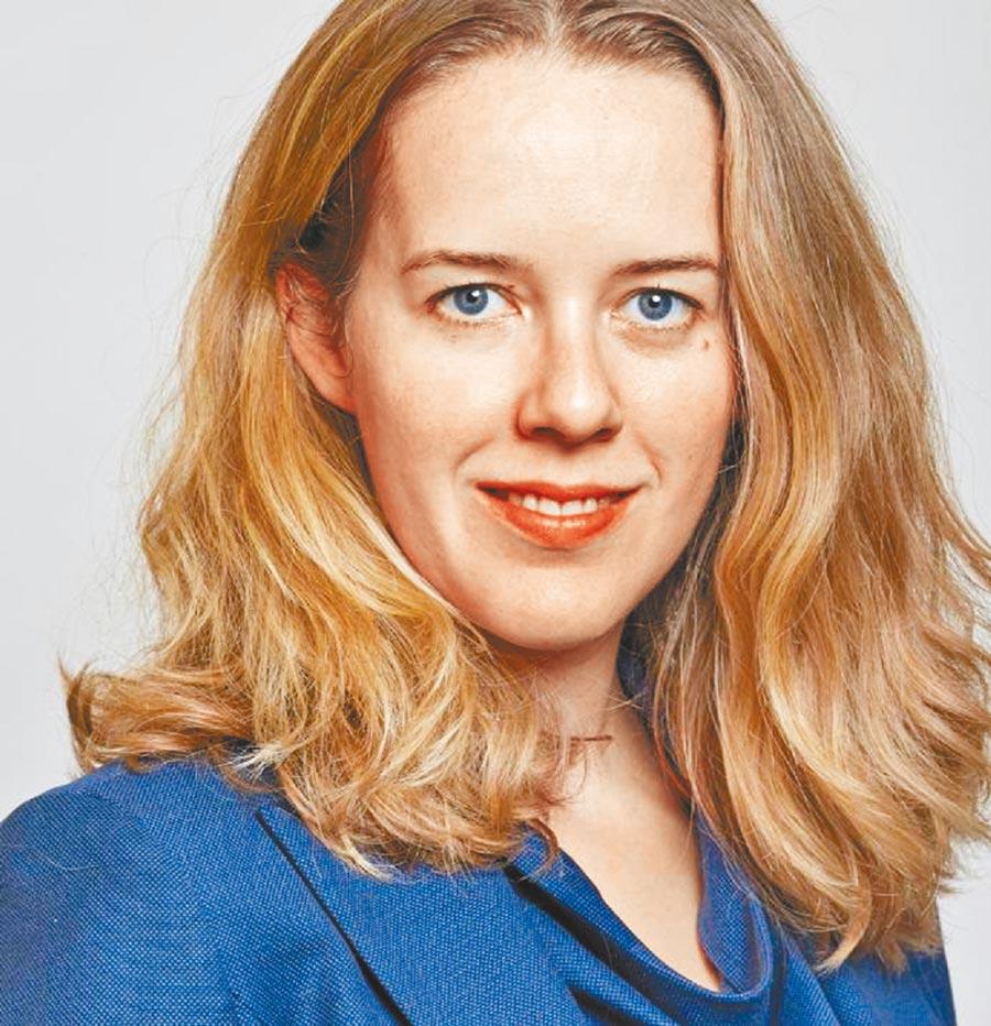 德意志銀行經濟學家、哈佛大學講師拉布尼(Marion Laboure)。(取自推特@MarionLaboure)