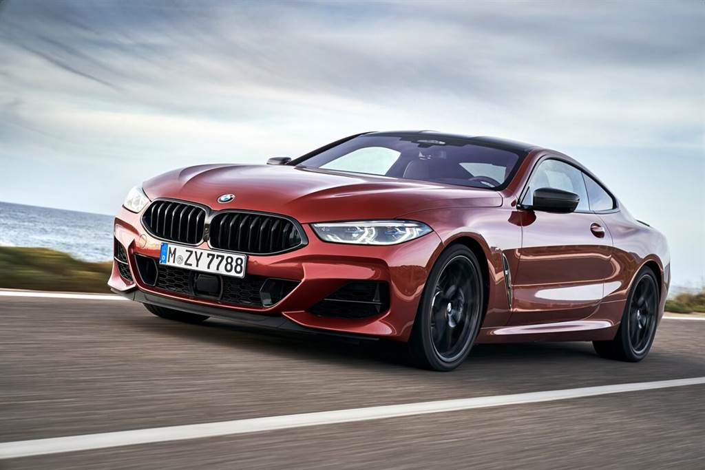 BMW 840d xDrive Coupe