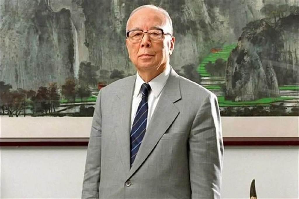 中國時報創辧者余纪忠先生。(圖/摘自余紀忠文教基金會)