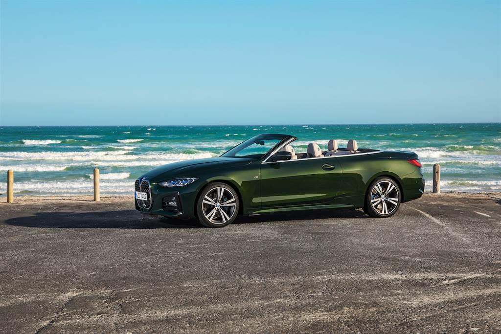 回歸軟蓬設定、依舊提供愉悅的駕駛體驗,BMW 4-Series Cabriolet 正式亮相!