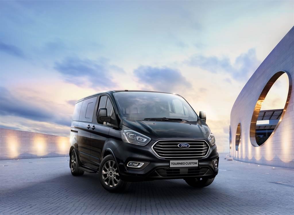 歐系商務旗艦首選Ford Tourneo Custom福特旅行家全車系推出在十月入主可享4年原廠保固