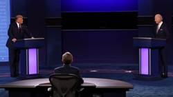 影》美大選激辯吵紅眼 川普自曝不想繳稅 拜登嗆:你是最爛總統