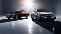 2020 北京車展:與短軸版一致的改款,Mercedes-Benz E-Class L 長軸型運動/豪華雙風格問世!