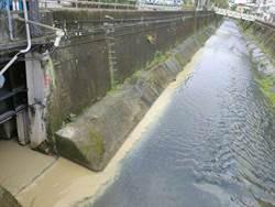 大坑溪遭工地廢水汙染 營造商最高恐罰300萬