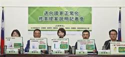 綠正國會提「國家領土」修憲  民進黨:未來會有黨版加入討論