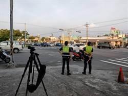 九月交通大執法雲林開出5063張罰單 同期3倍