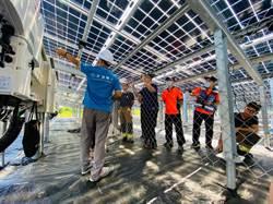 提升光电场救灾效能 台南消防局善化分队实地演练
