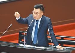 政府開放萊豬強調會把關 會議停擺1年卻不知 江四問食安會報開了沒 蘇竟語塞