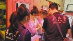 雲林偵破跨國賣淫集團 帶回33人
