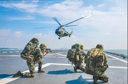 警告台獨 陸73集團軍巷戰演練