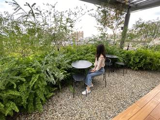中市府推動宜居建築 宜居陽台讓都市叢林變花園