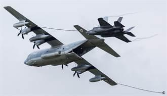 影》空中加油擦撞 美F-35B加州墜毀 KC-130J迫降