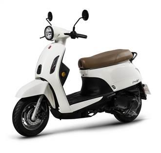 美型、性能、省油面面俱到 宏佳騰七期Dory 125 ABS耀眼登場