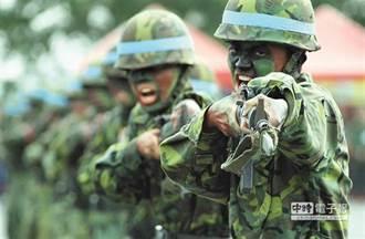 徵兵成話題 蔡正元主張成立「公職人員優先參戰部隊」