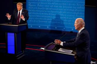 美大選辯論激烈交鋒 人民日報:不應濫用中國問題做戲