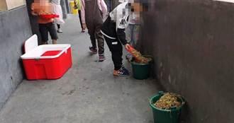 太難吃?學生倒掉一堆營養午餐 2公務員慘遭停職