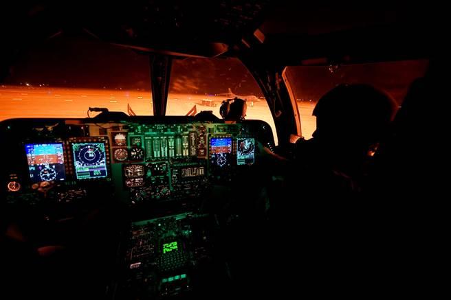 B-1轟炸機完成座艙與作戰系統的升級。(圖/美國空軍)
