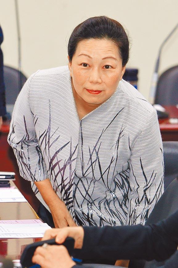 以第一高票當選國民黨中常委的花蓮縣長徐榛蔚。(本報資料照片)