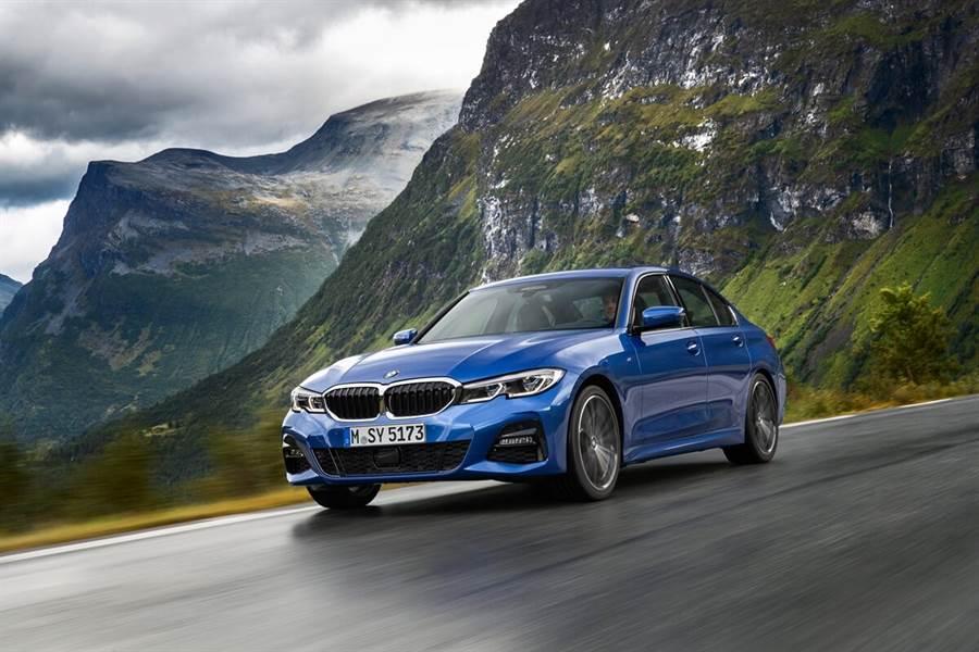BMW 330d Sedan