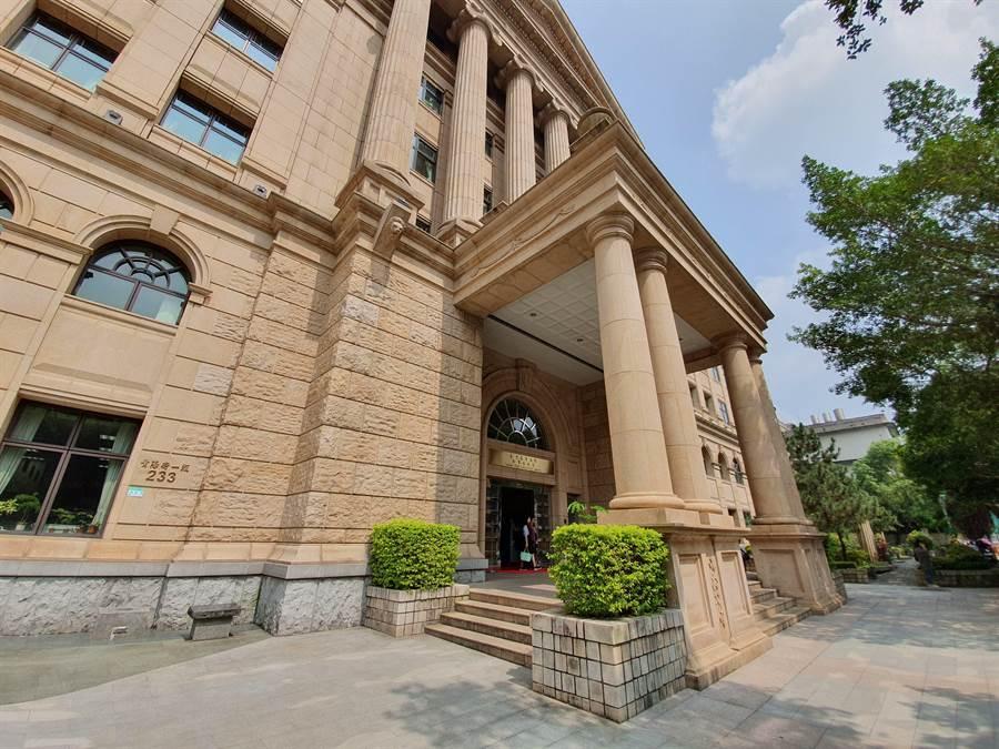 台北高等法院。圖/資料照片