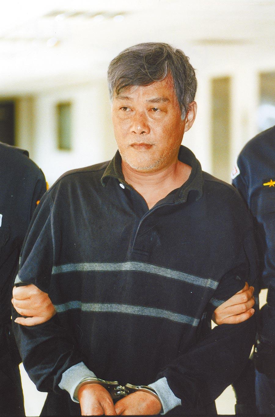 涉及多起綁架勒贖案的詹龍欄,服刑18年多後,低調出獄。(本報資料照片)