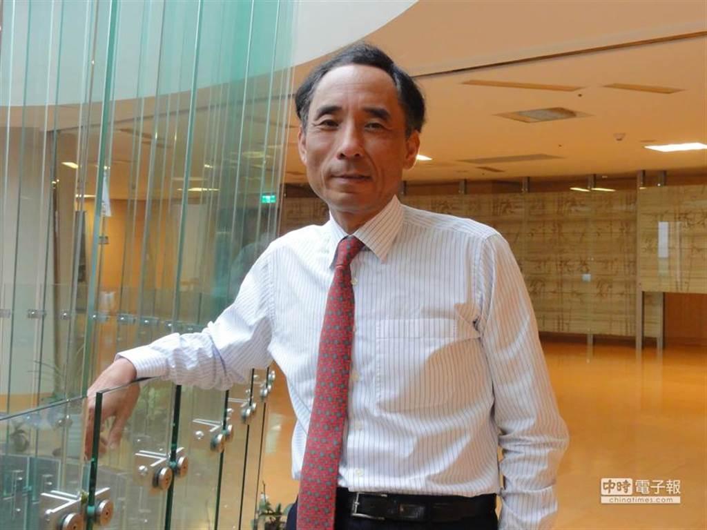 台灣DRAM教父高啟全10月1日正式離開紫光集團。(資料照)