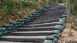 賞月好去處!「鰲峰山」登山步道整修完工了