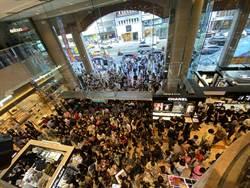 新光三越南西店週年慶開打 連假首日挑戰5億元