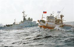 我漁船在釣魚台遭撞 日媒稱「非法作業」 網怒:政府還在裝死嗎