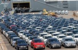 歐系車到港 9月交車暴衝