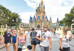美迪士尼樂園 將裁2.8萬人