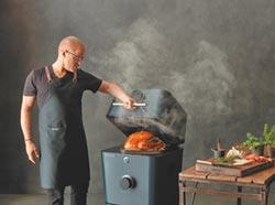 烤肉爐網美級變魔術
