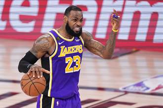 NBA》復賽社群粉絲與球衣銷量 詹皇皆排首位