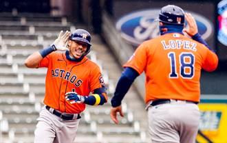 MLB》太空人賞雙城18連敗 作弊後晉級開嗆酸民