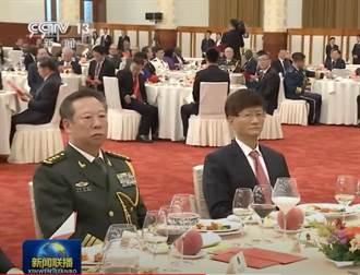 傳聞不斷 前中央政法委書記孟建柱國慶酒會露面