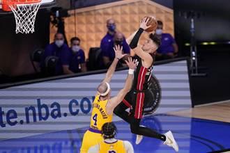 NBA》英雄哥變狗熊 赫羅G1正負值竟是負35