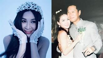 溫碧霞挺過婚變曬照慶20周年 甜告白富尪:永遠愛你